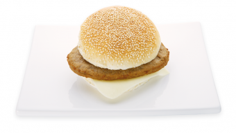 Panino hamburger
